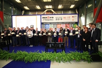 15 years with MarcabyBolognaFiere, rewarded the most `loyal` companies